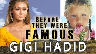GIGI HADID | Before They Were Famous