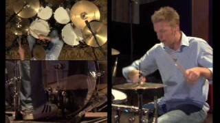 Funk Drum Play-Along #1 - Drum Lessons