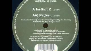 Elementz Of Noize - Psyke