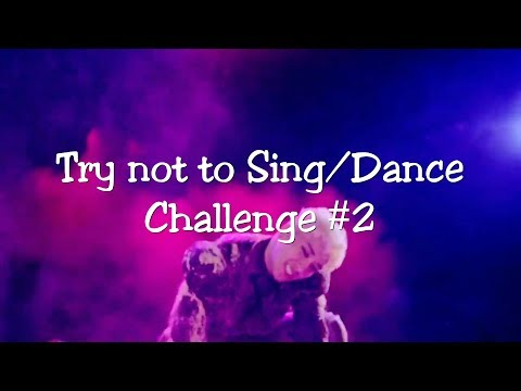 K-Pop Try not to Sing or Dance Challenge 2