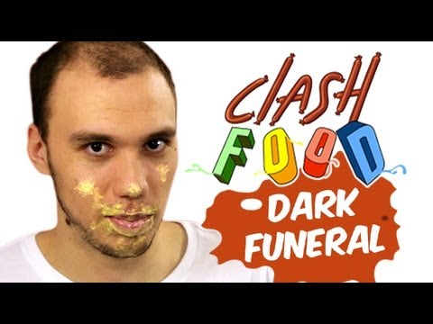 darkfuneral vs squeezie clash food. Black Bedroom Furniture Sets. Home Design Ideas