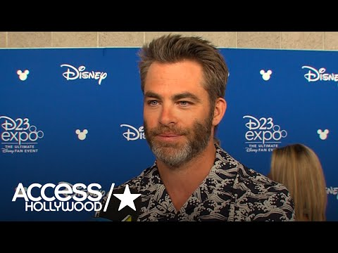 Chris Pine On Working With Ava DuVernay On