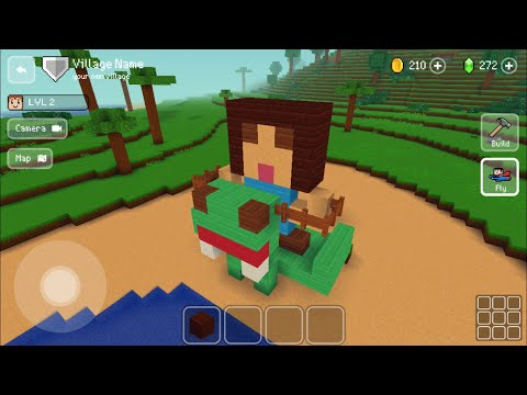 Block Craft 3D : Building Simulator Games For Free Gameplay #293 (iOS & Android)   Dragon