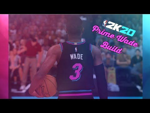 How To Make A Prime D Wade Build In NBA 2K20 MP Builder