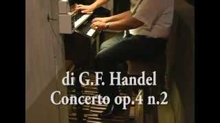 Georg Friedrich Handel Concerto Si bemolle op.4 n.2