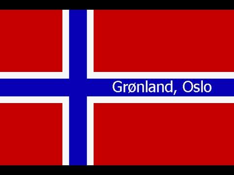 Grønland, Oslo