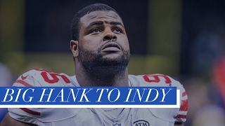 Johnathan Hankins To The Indianapolis Colts. What do the Giants do to replace him?