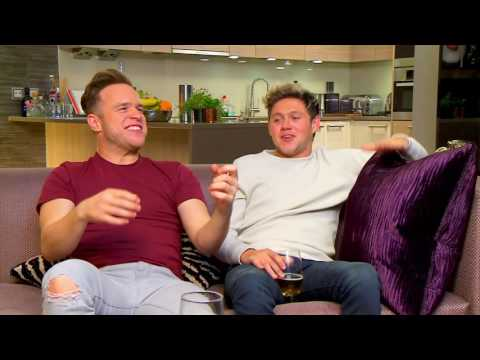 Celebrity Gogglebox for SU2C | Olly Murs & Niall...