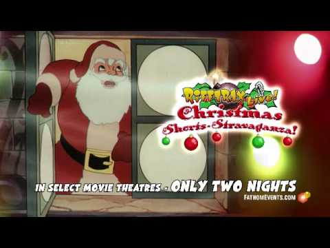 RiffTrax: Christmas Shorts-Stravaganza! - YouTube