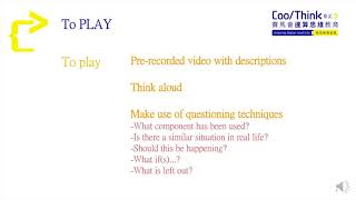 Publication Date: 2020-08-31 | Video Title: CoolThink@JC - How to teach CT