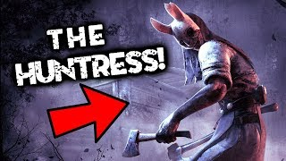 The Huntress! HORROR DBD (Dead By Daylight) LIVE STREAM