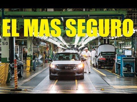 El AUTO MAS SEGURO DE AMERICA LATINA en 2018!