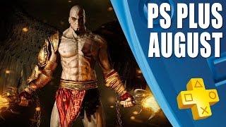 PlayStation Plus UK - August 2015