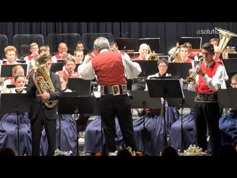 Carrickfergus - Stephen Roberts; Musikkapelle Vahrn; Dirigent Toni Profanter