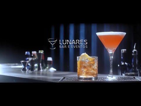 Lunares Bar e Eventos – Bar Service – Bartender – VIDEO PROMO