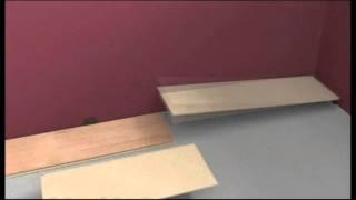 Poradnik układania podłogi i panele podłogowe Kronopol animacja