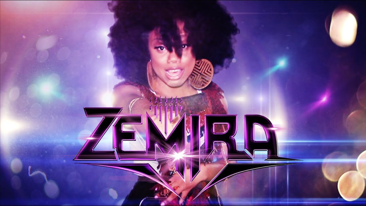 Zemira Israel - Stand Up (Behind the scenes outtakes)