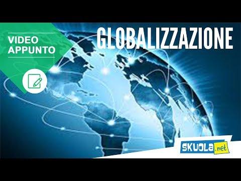 Fenomeno della globalizzazione