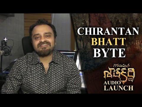 Director Chirantan Bhatt Byte About Gautamiputra Satakarni   Lahari   T-Series
