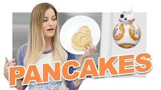 How to make BB-8 Pancakes!