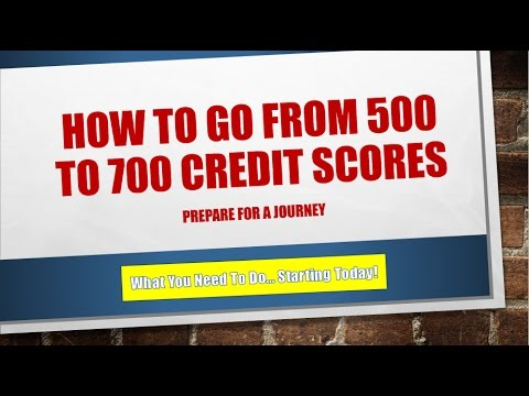 how to get from 650 to 700 credit score
