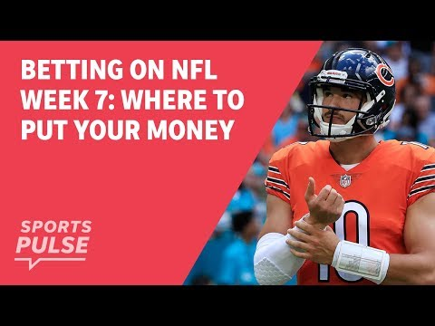 Betting on NFL Week 7: Where to put your money