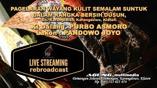 Video rebroadcast WAYANG KULIT KI DALANG PURBO ASMORO. LAKON PANDOWO JOYO download MP3, 3GP, MP4, WEBM, AVI, FLV Juli 2018