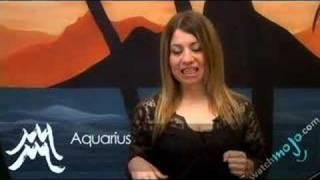 Horoscopes - Aquarius (1/21 - 2/19)