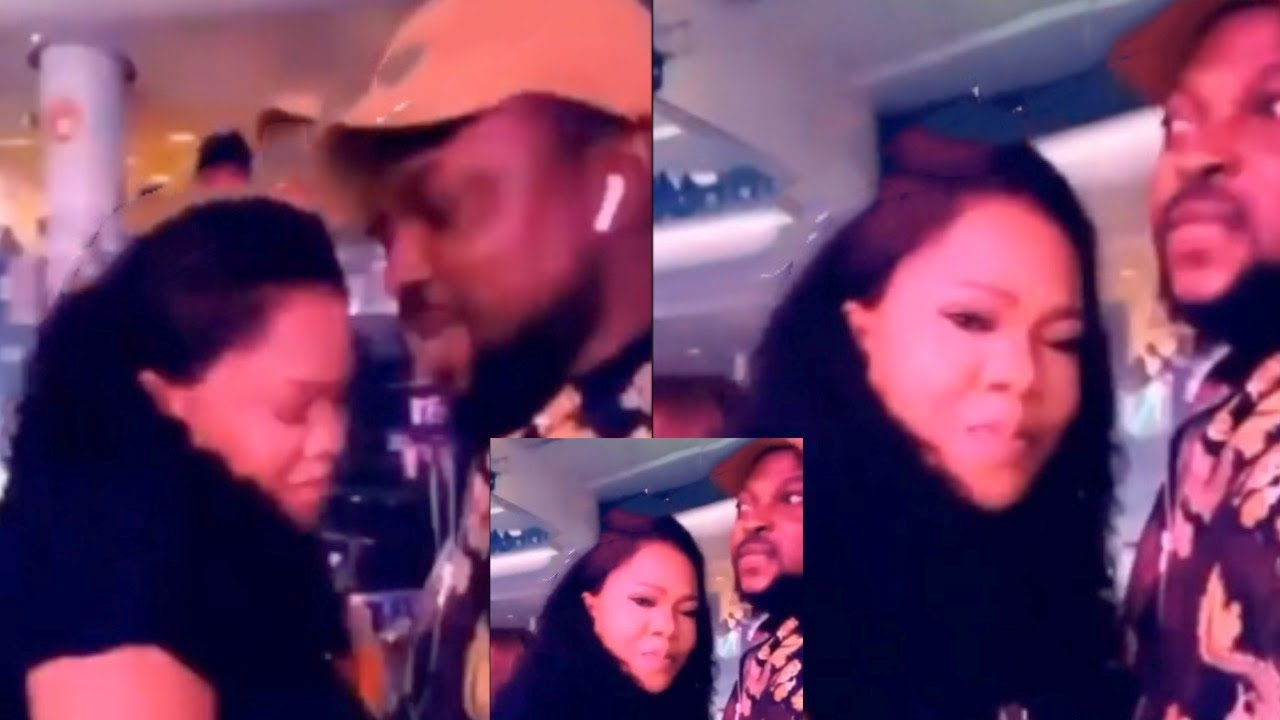 Download Toyin Abraham Gets A Surprise Gift From Her Husband In Celebration Of Her Recent…
