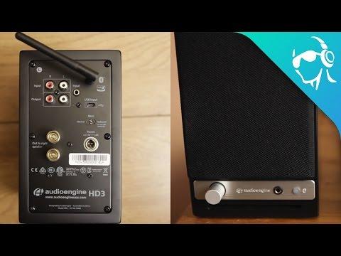 Audioengine HD3 Review - The best bookshelf speakers around?