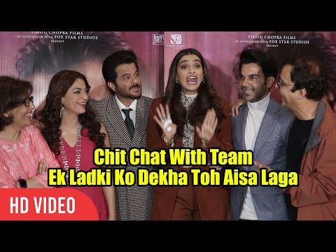 Ek Ladki Ko Dekha Toh Aisa Laga | First Look | Anil Kapoor, Sonam kapoor, Rajkummar Rao, Juhi Chawla