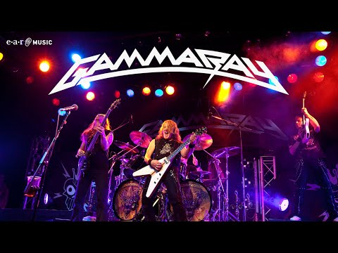 Gamma Ray (Skeletons & Majesties Live)