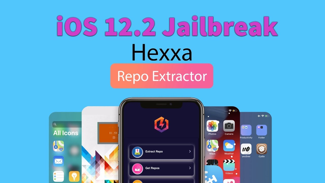 6 Methods to Jailbreak iOS 12 2 and Install Cydia [Just Updated]