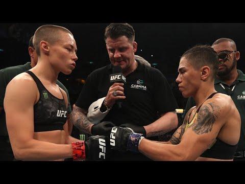 UFC 251: Andrade vs Namajunas 2 - Former Champs Meet Again