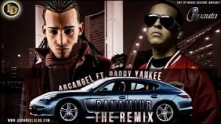 "Panamiur ""REMIX"" - Arcangel Ft. Daddy Yankee (Video Music) (Prod. Dj Luian, Musicologo & Menes)"