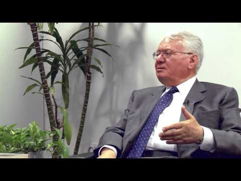 David Tolbert in Conversation with Thomas Buergenthal