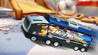 FUN MICRO MACHINES & HOT WHEELS! - Micro Machines World Series Gameplay - (Fun For Kids!)