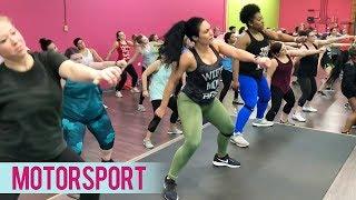 Migos, Nicki Minaj, Cardi B - MotorSport (Dance Fitness with Jessica - Live in Class!)