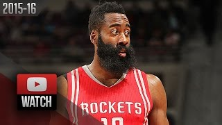 James Harden Full Highlights at Pistons (2015.11.30) - 29 Pts, 9 Reb, 7 Ast
