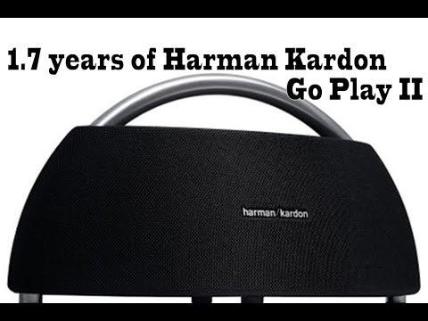 1 7 years of Harman Kardon Go Play Hifi portable Speaker - Tips for battery  (Ultra Wide Cinema 4k)