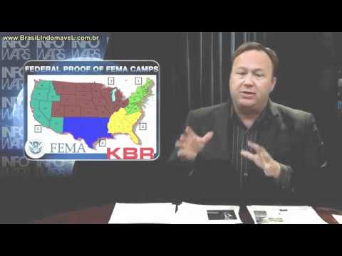Confirmado: Licitação pública revela que o governo dos EUA está ativando os Campos de Concentração FEMA