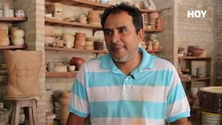 Areguá, herencia de ancestros: donde del barro se hace arte