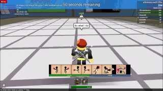 How To Hack ROBLOX Martial Arts ( CRINGE WARNING!!! NOT A REAL HACK! ) Read Desc.