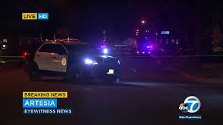 Suspect dies in Artesia deputy-involved shooting | ABC7