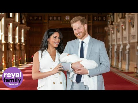 Drew - America In Absolute Shock: Royal Baby Named Archie And Not Drew