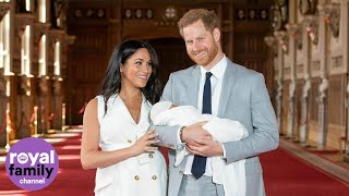 the-duke-and-duchess-of-sussex-introduce-baby-archie-to-the-public