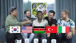 5 FARKLI MİLLETİN ATASÖZ VE DEYİMLERİ | 3 Yabancı 1 Türk + 1 İtalyan
