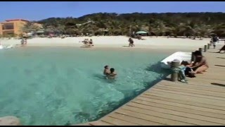 Roatan Honduras-  Plage West Bay Beach - Croisière