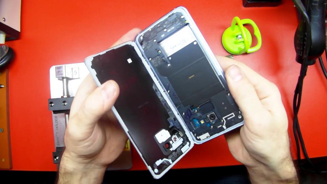 Разбор SAMSUNG Galaxy A8 2018 SM-A530F