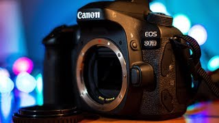 Why I Bought A Canon 80D in 2018